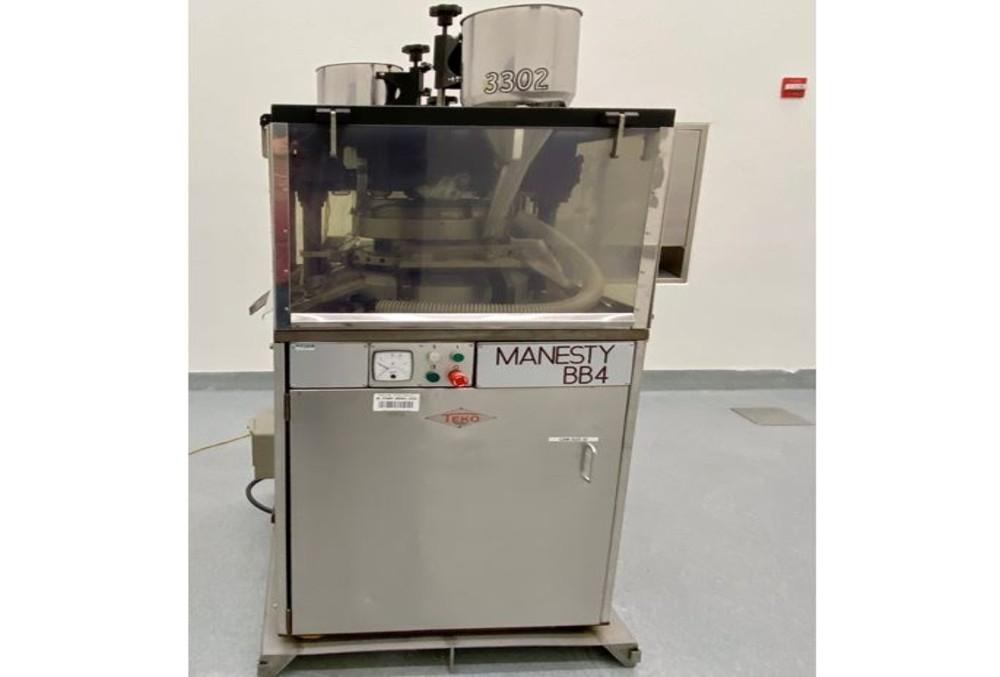 Manesty-35-position-tablet-press-1