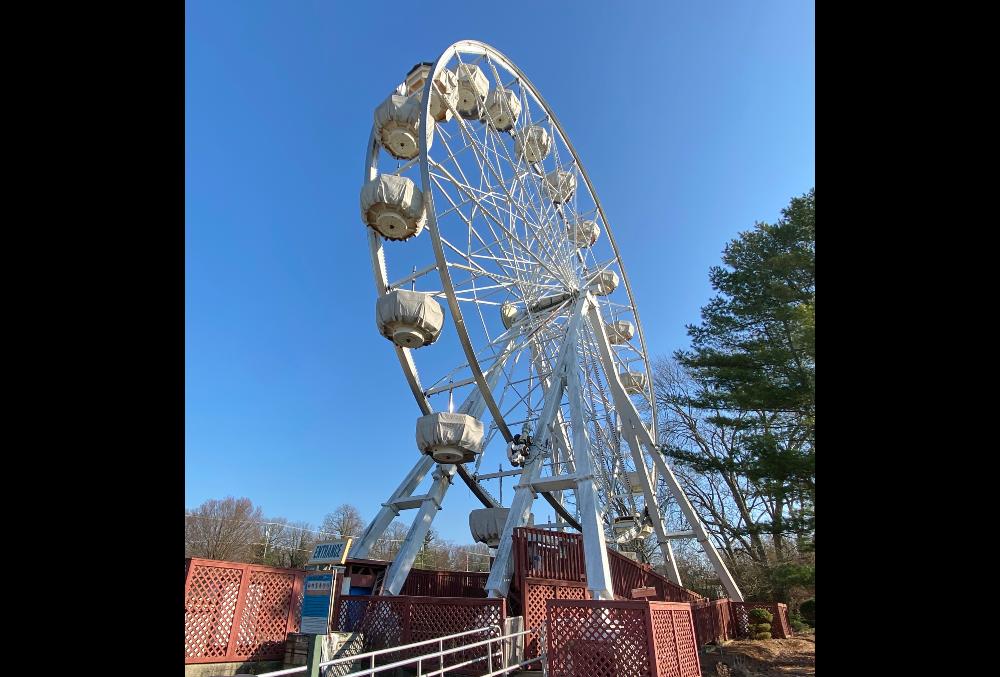 Chance Giant Wheel Ferris Wheel