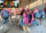 Kiddie Flying Elephant ride